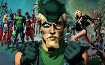 Comics - Green Arrow Wallpapers and Backgrounds ID : 178176