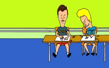 Cartoon - Beavis And Butt-head Wallpapers and Backgrounds ID : 178548