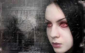 Women - Gothic Wallpapers and Backgrounds ID : 178616