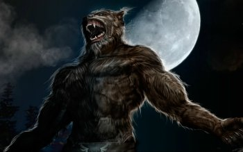 Dark - Werewolf Wallpapers and Backgrounds ID : 178654