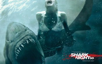 Фильм - Shark Night Wallpapers and Backgrounds ID : 178906