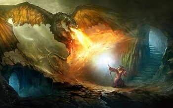 Fantasy - Dragon Wallpapers and Backgrounds ID : 178924