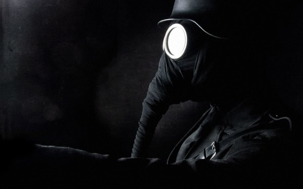 Dark - gas mask Wallpapers and Backgrounds