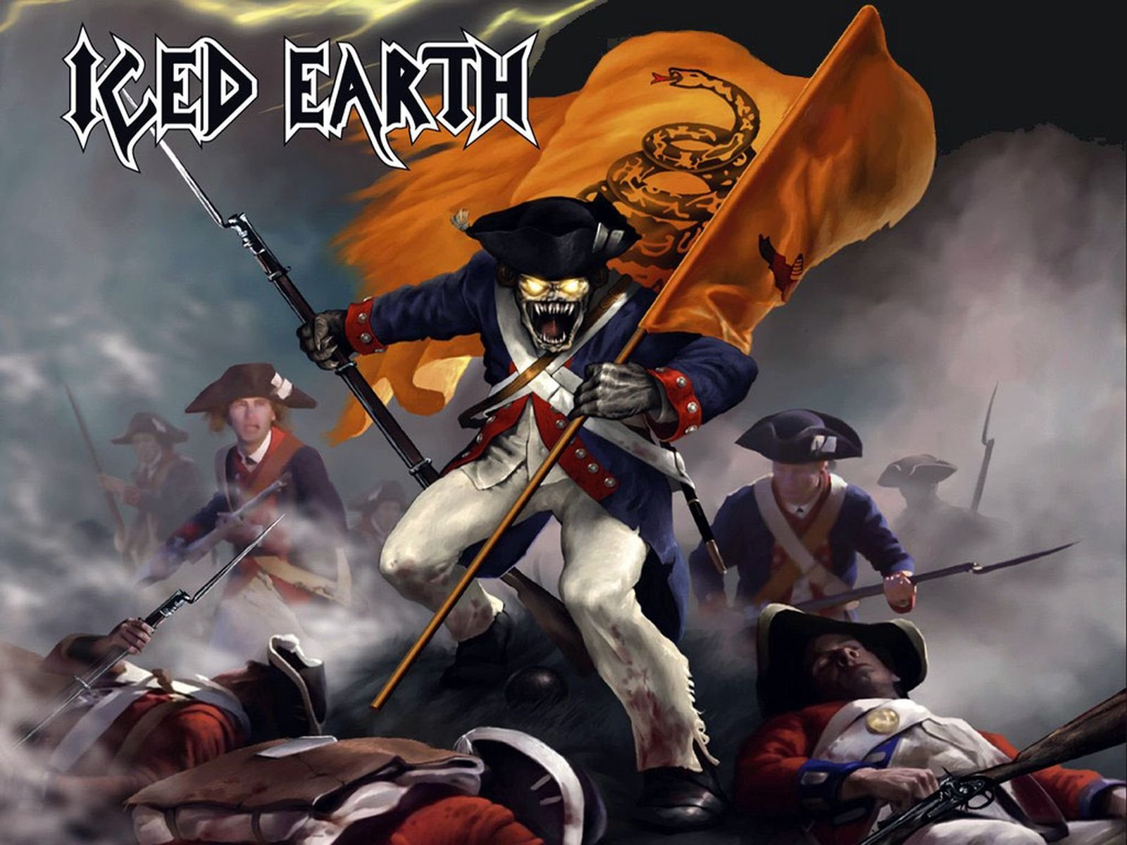 Iced Earth Wallpaper And Background Image