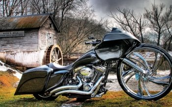 Vehicles - Harley Davidson Wallpapers and Backgrounds ID : 179404