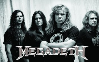 Music - Megadeth Wallpapers and Backgrounds ID : 179846