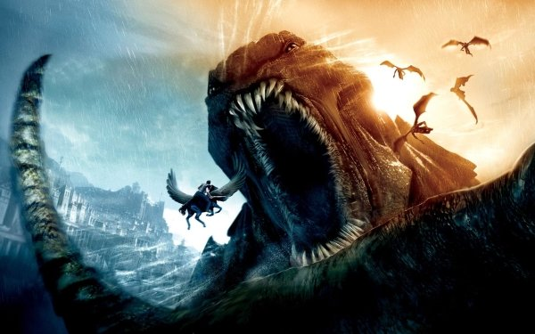 Movie Clash Of The Titans (2010) Clash Of The Titans HD Wallpaper | Background Image