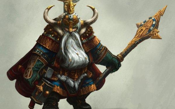 Fantasy Dwarf HD Wallpaper | Background Image