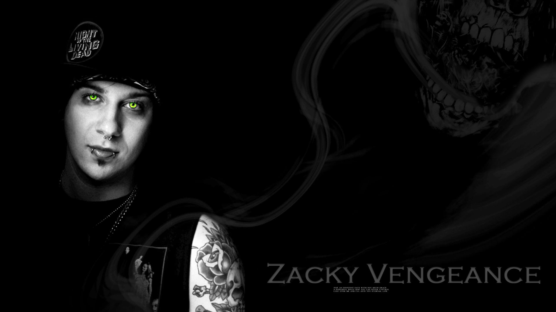 Zacky Vengeance Full HD Wallpaper And Background Image