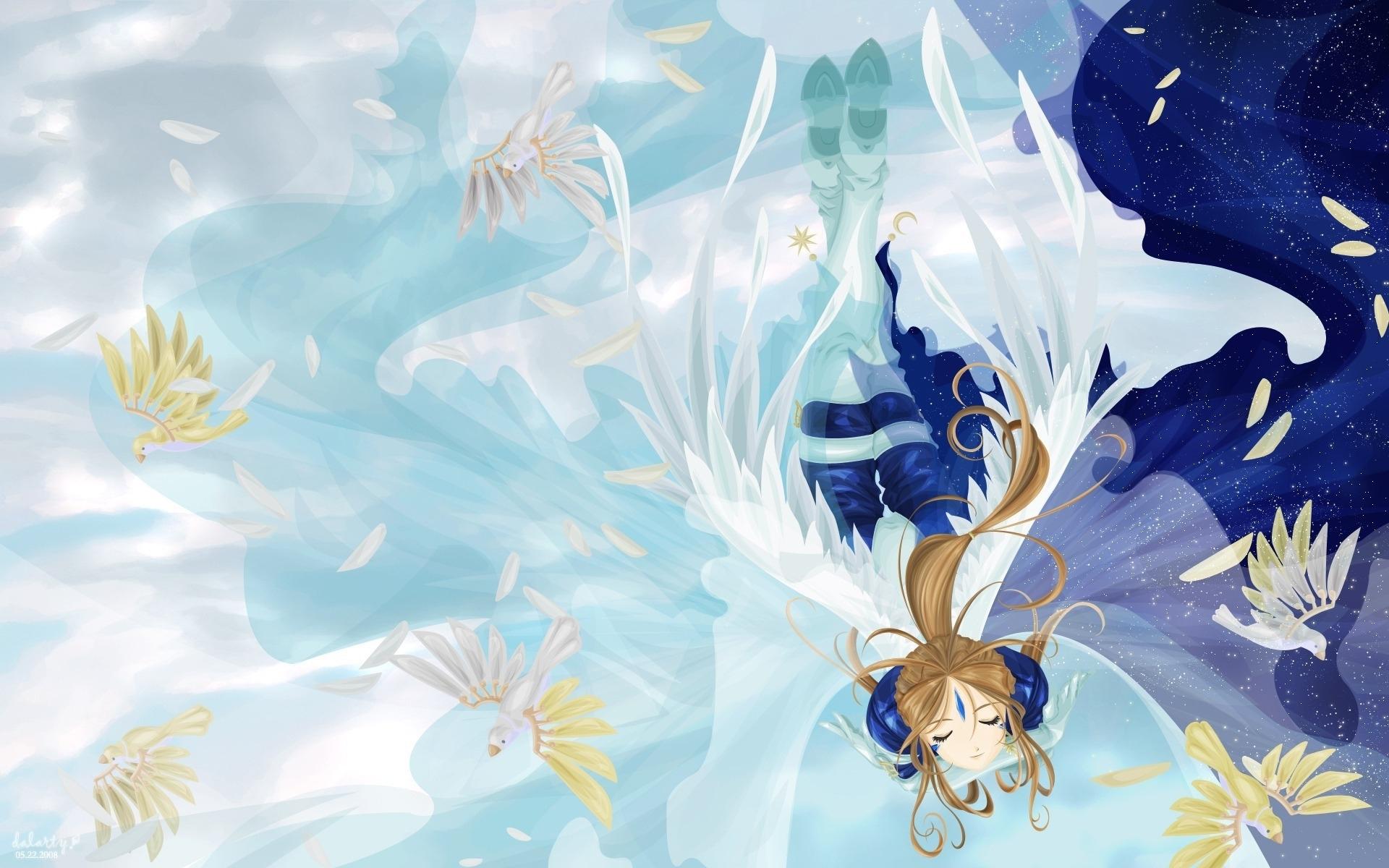 Ah! My Goddess Full HD Wallpaper and Background | 1920x1200 | ID ...