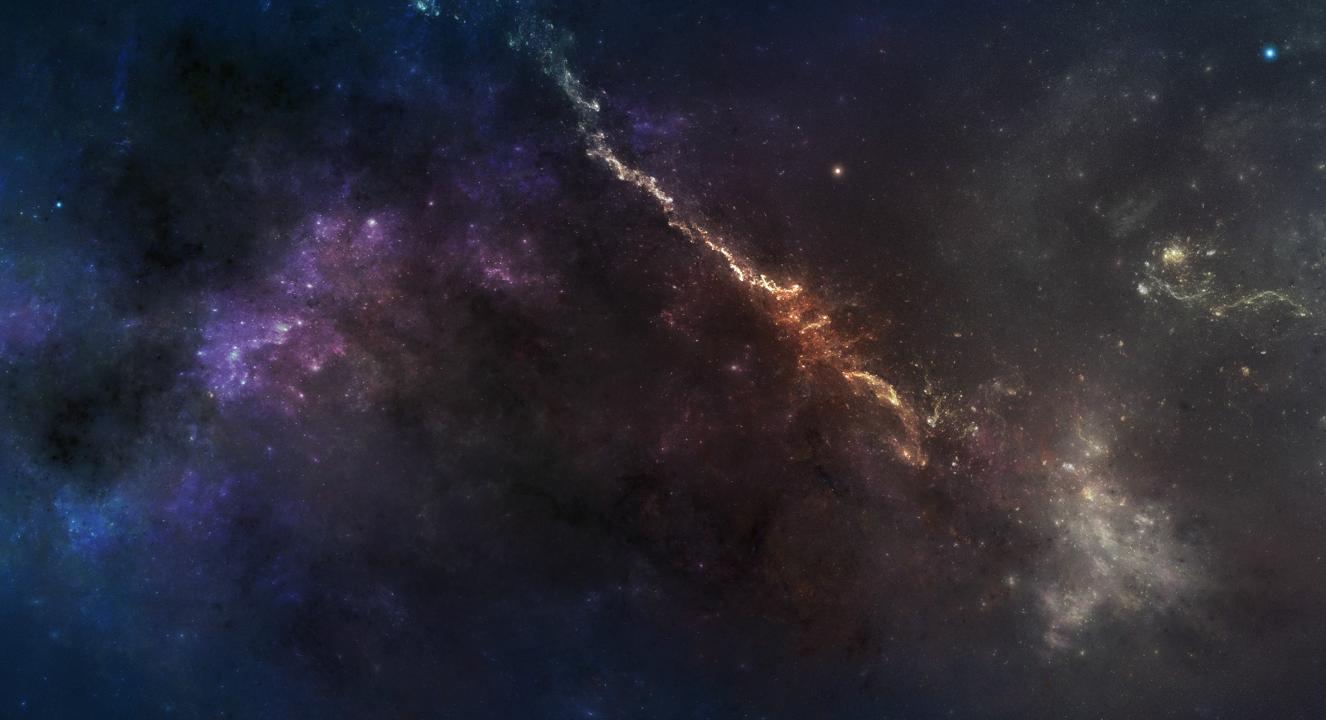 Sci Fi - Space  Wallpaper