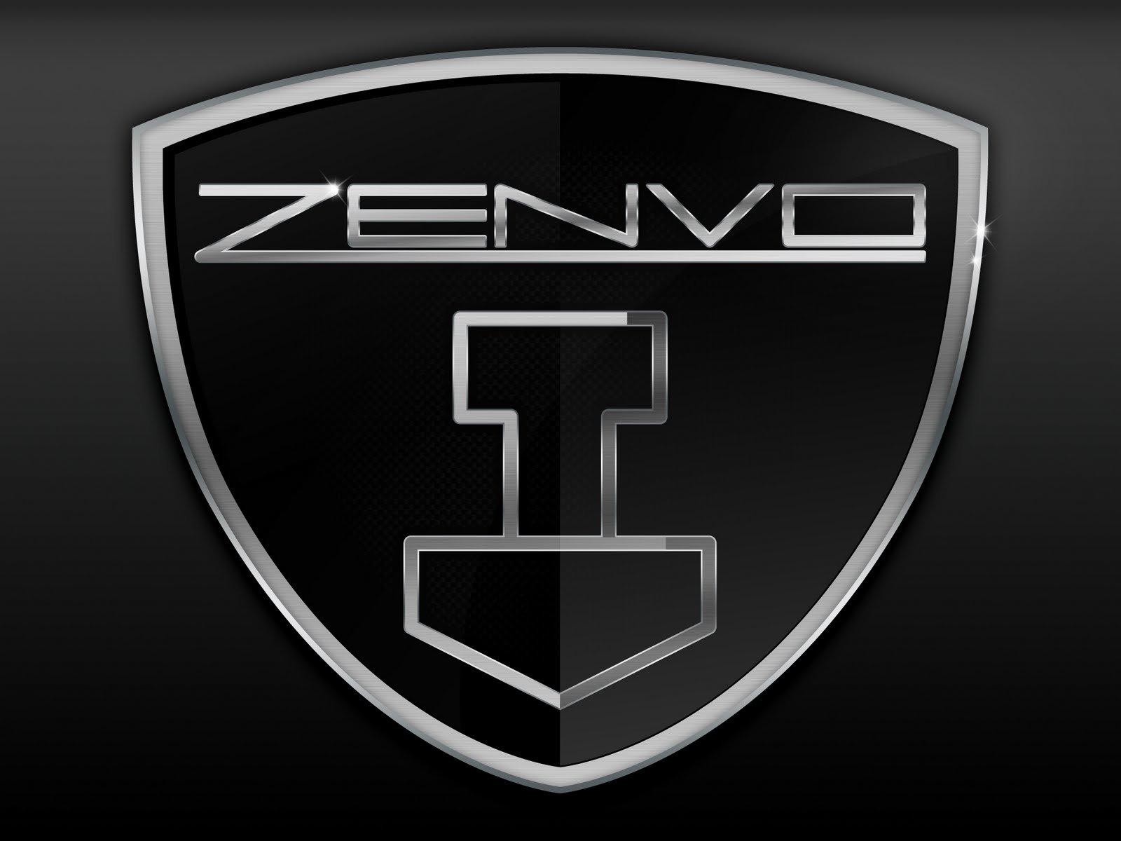 座驾 - Zenvo ST1  Logo Supercar Zenvo 壁纸