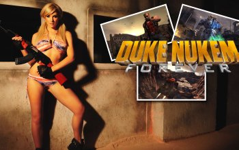 Video Game - Duke Nukem Forever Wallpapers and Backgrounds ID : 180558