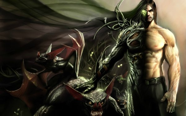 Video Game The Darkness HD Wallpaper   Background Image
