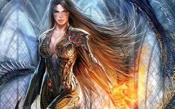Comics - Witchblade Wallpapers and Backgrounds ID : 181548
