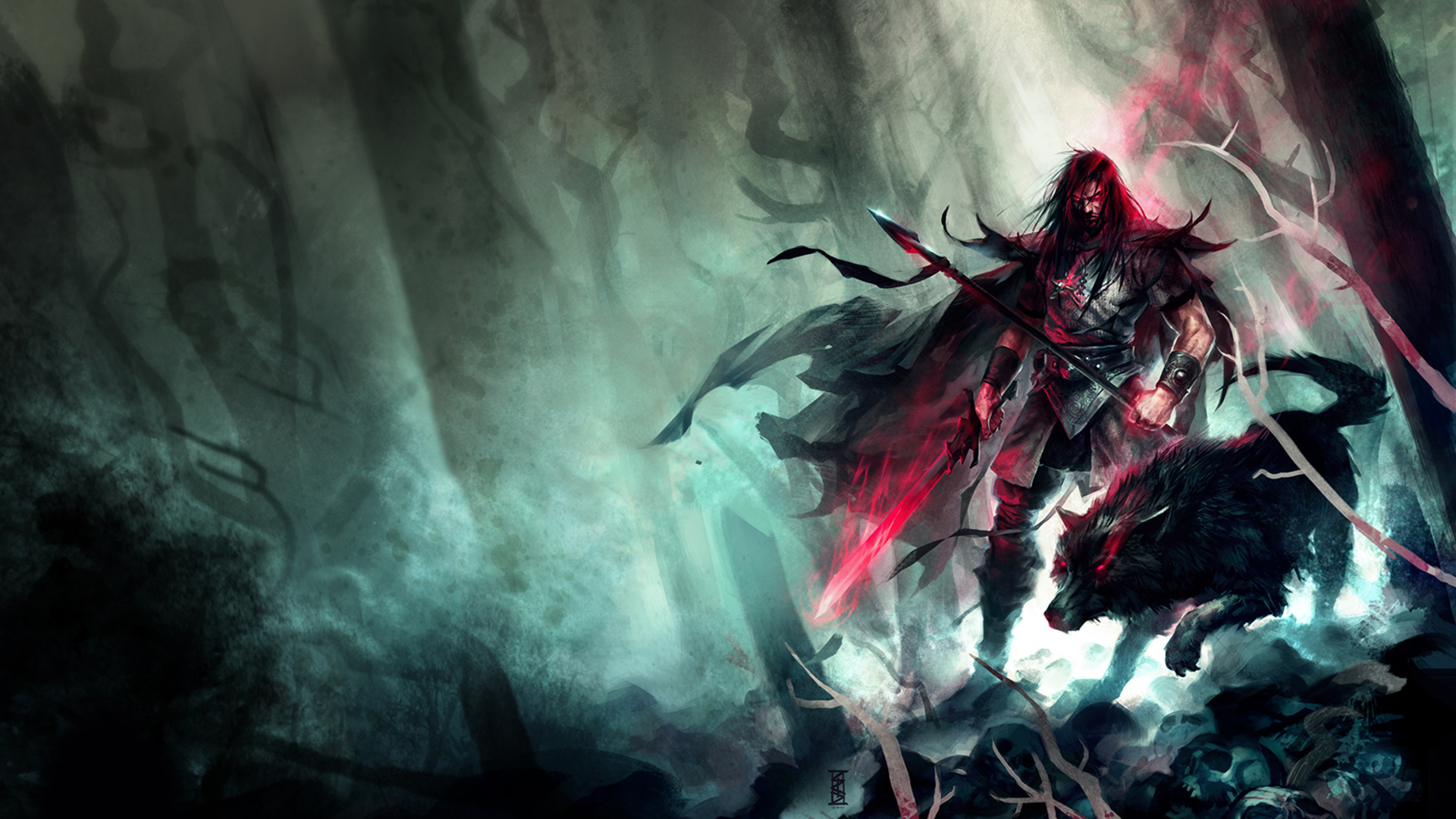 Warrior Full HD Wallpaper And Background Image