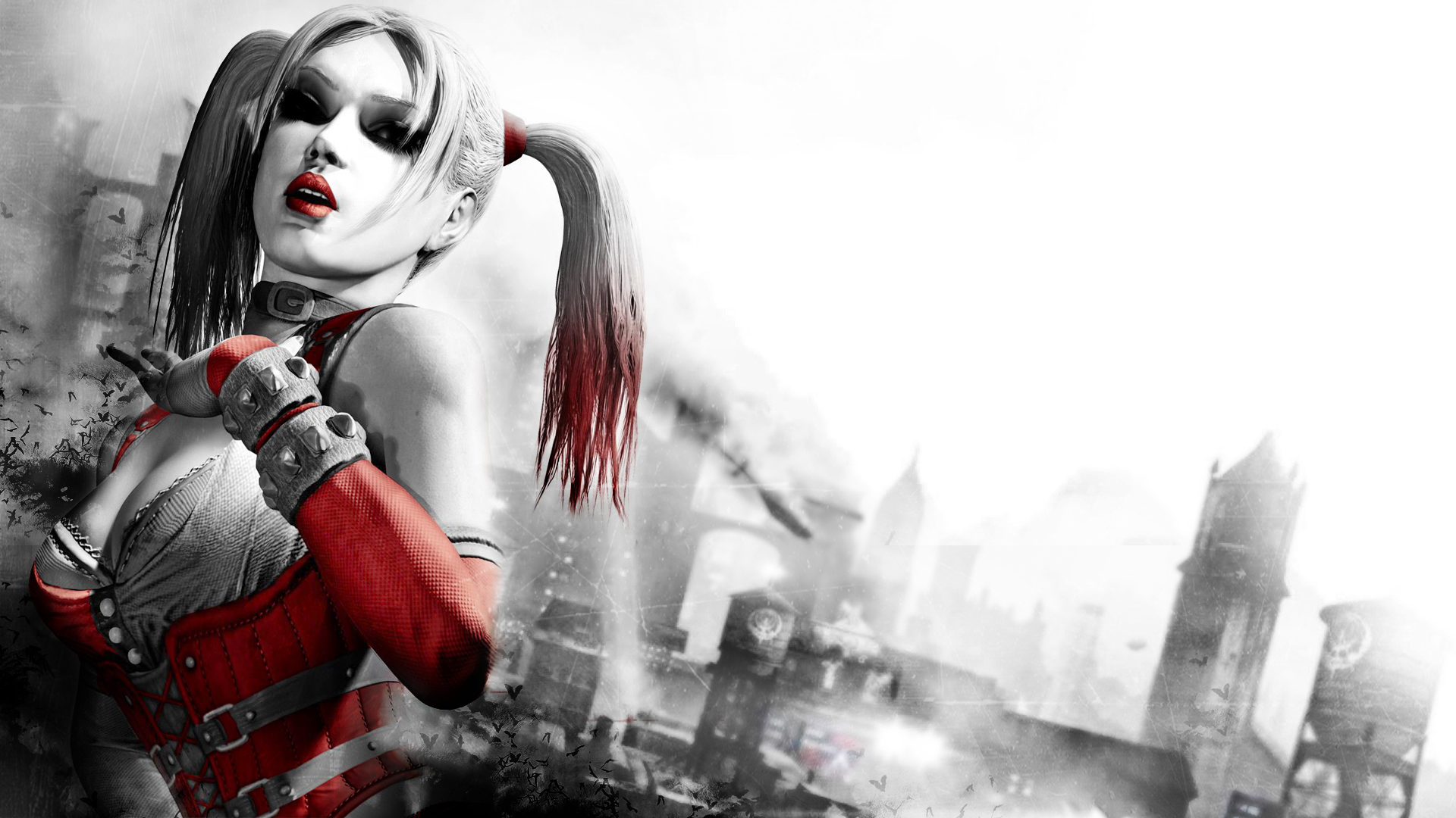 Batman Arkham City Full HD Wallpaper And Background Image