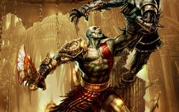 Video Game - God Of War III Wallpapers and Backgrounds ID : 182094