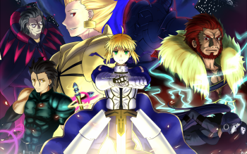 Anime - Fate/zero Wallpapers and Backgrounds ID : 182778