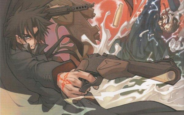 Anime Fate/zero Fate Series Kiritsugu Emiya Kirei Kotomine HD Wallpaper   Background Image