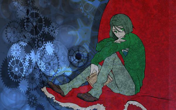 Anime Fate/zero Fate Series Velvet Waver HD Wallpaper | Background Image