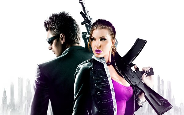 Video Game - saints row: the third Wallpapers and Backgrounds