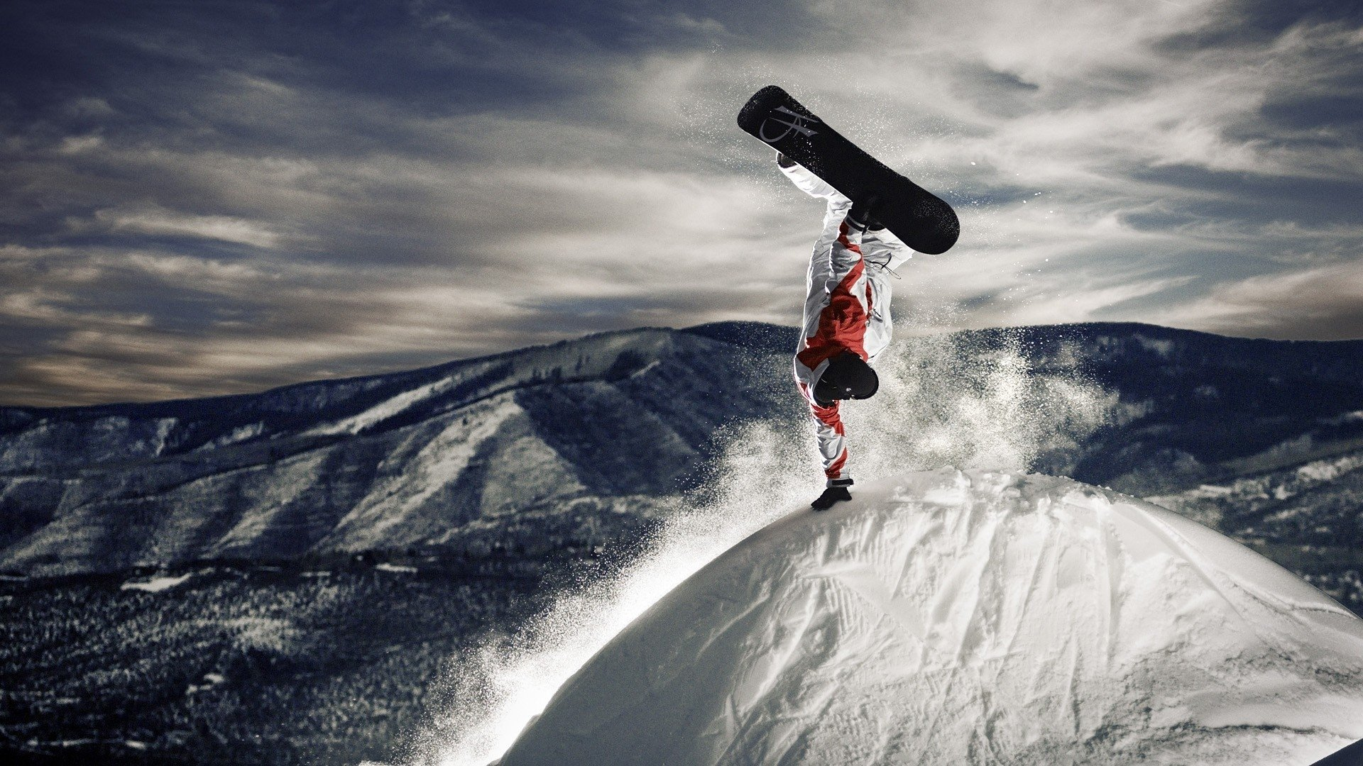 76 snowboarding hd wallpapers | background images - wallpaper abyss
