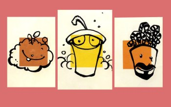 Caricatura - Aqua Teen Hunger Force Wallpapers and Backgrounds ID : 18306