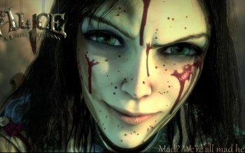 Video Game - Alice Madness Returns Wallpapers and Backgrounds ID : 183194