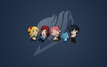Anime - Fairy Tail Wallpapers and Backgrounds ID : 183434