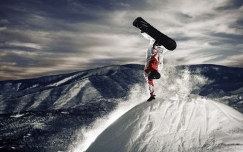 Sports - Snowboarding Wallpapers and Backgrounds ID : 183974
