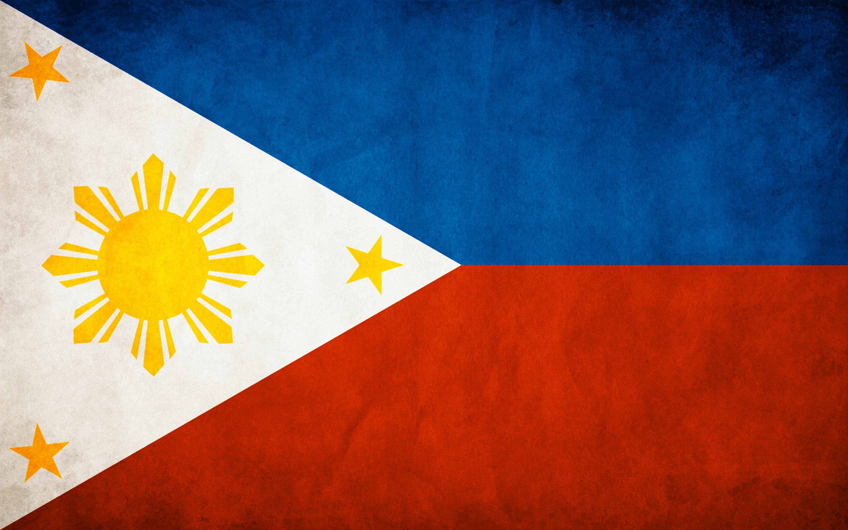 Flag Philippine · HD Wallpaper | Background Image ID:184246