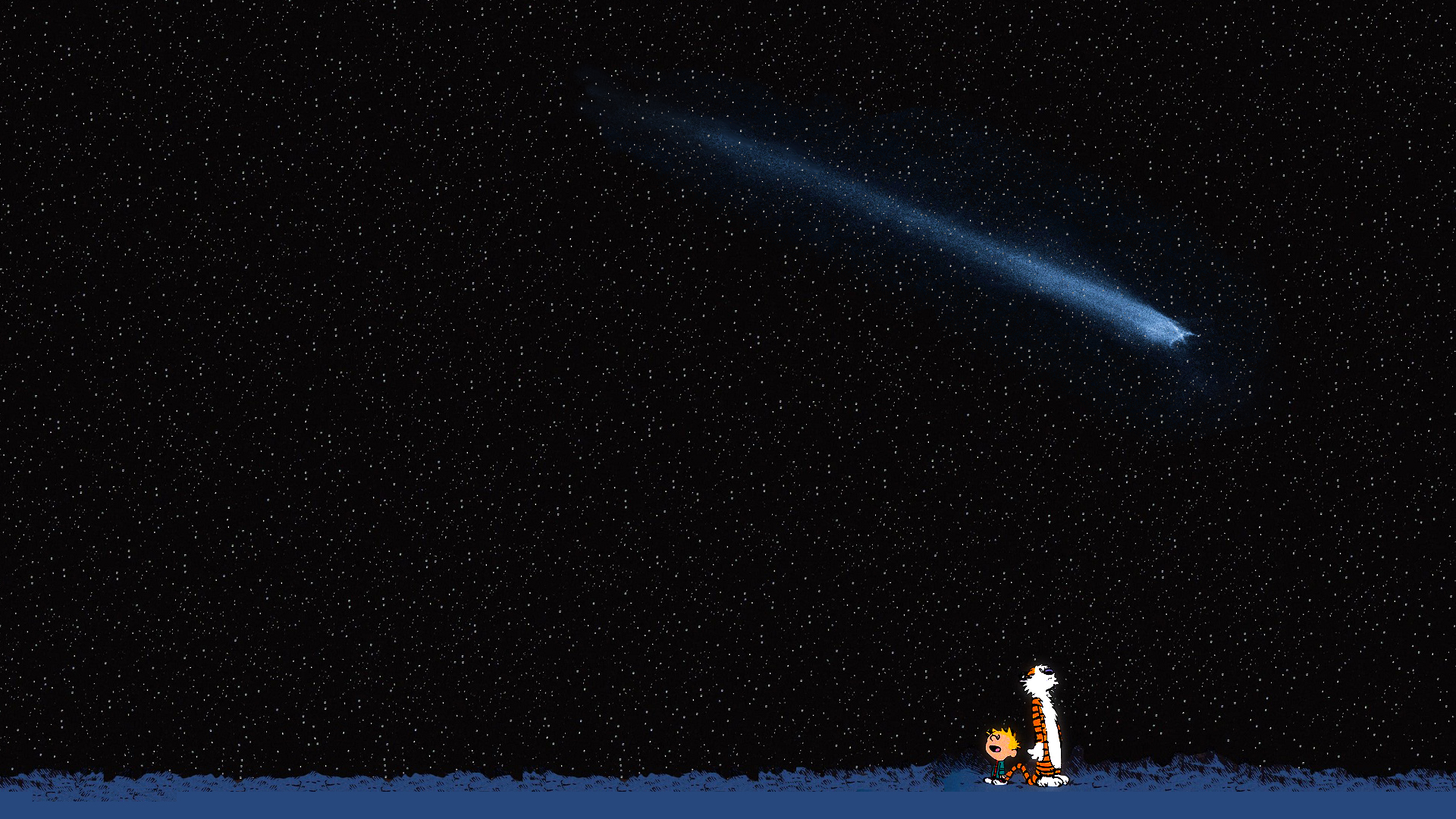 Calvin & Hobbes HD Wallpaper | Background Image | 1920x1080 | ID:184318 - Wallpaper Abyss