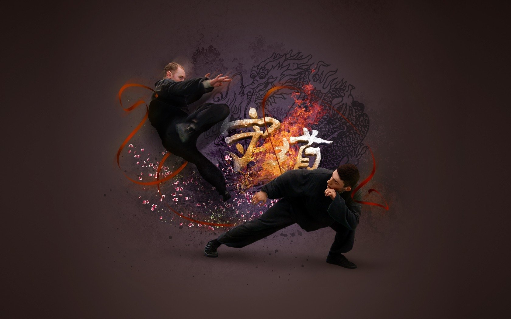 Sports - Martial Arts  Wallpaper