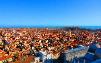 Photography - Tilt Shift Wallpapers and Backgrounds ID : 184466