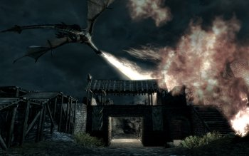 Video Game - Skyrim Wallpapers and Backgrounds ID : 184916