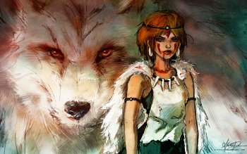 Movie - Princess Mononoke Wallpapers and Backgrounds ID : 185696