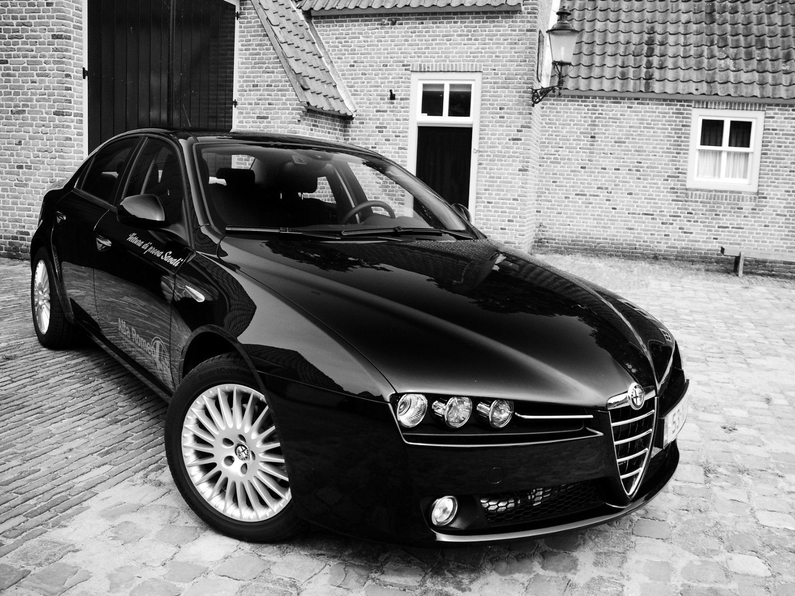 17 Alfa Romeo 159 Hd Wallpapers Background Images Wallpaper Abyss