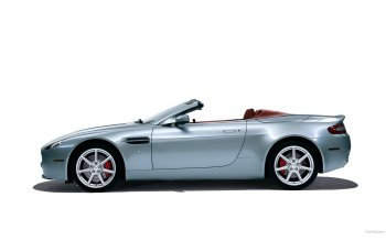 Vehicles - Aston Martin V8 Vantage Wallpapers and Backgrounds ID : 186366