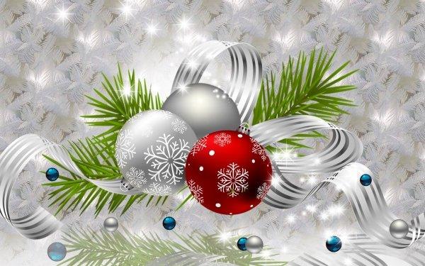 Holiday Christmas Christmas Ornaments HD Wallpaper | Background Image
