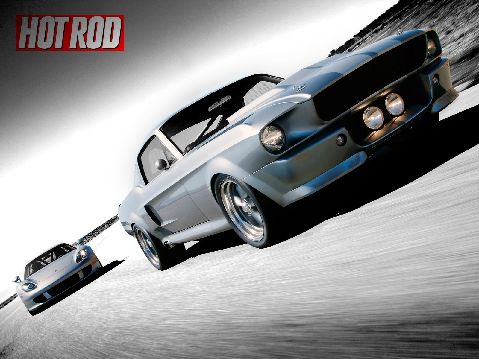 Vehicles - Hot Rod Wallpaper