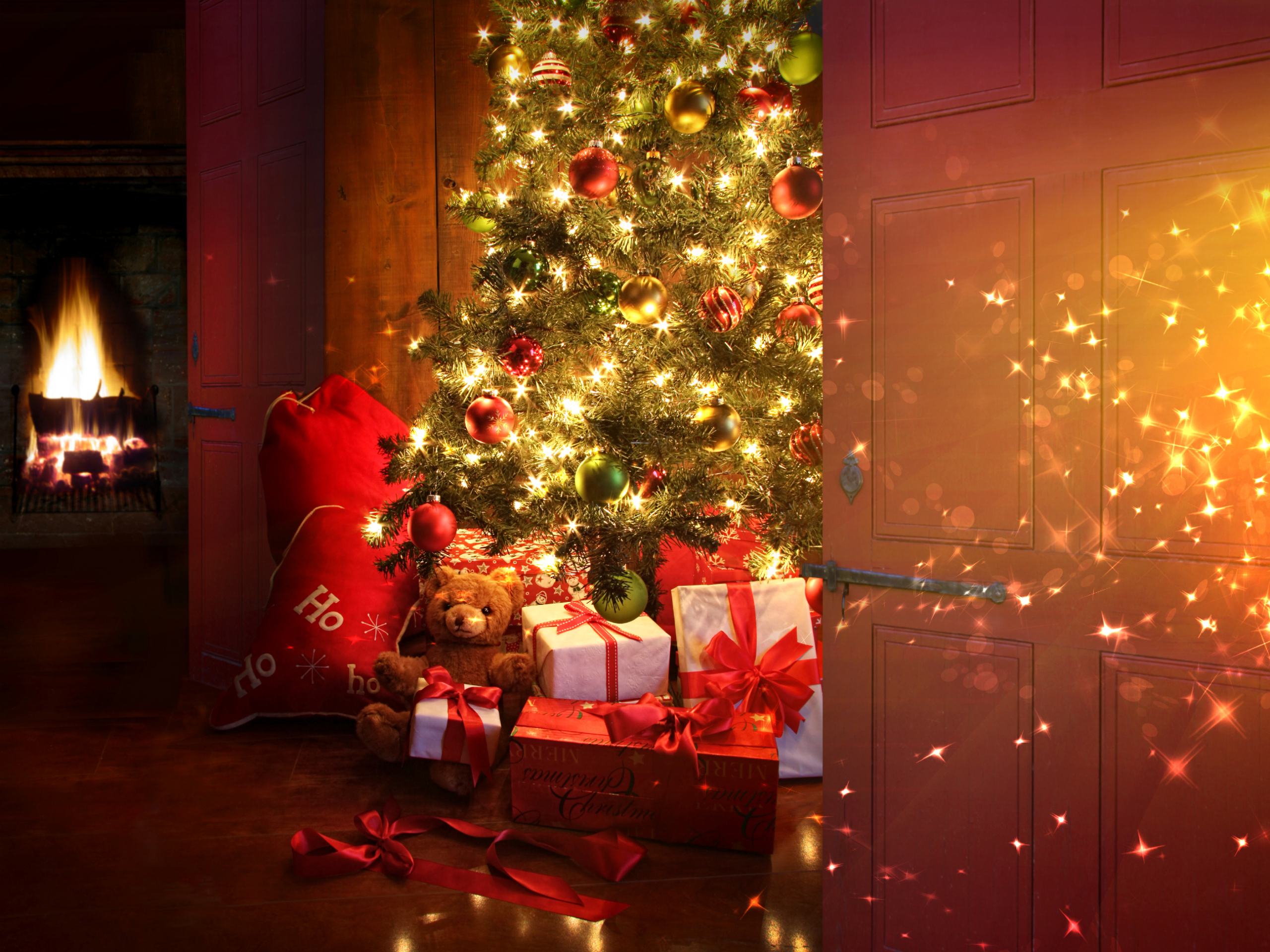 christmas full hd wallpaper and background 2560x1920 id 187838