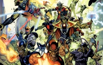 Comics - Marvel Wallpapers and Backgrounds ID : 187004