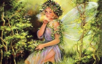 Fantasy - Fairy Wallpapers and Backgrounds ID : 187084