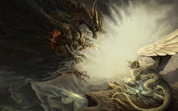 Fantasy - Dragon Wallpapers and Backgrounds ID : 187816