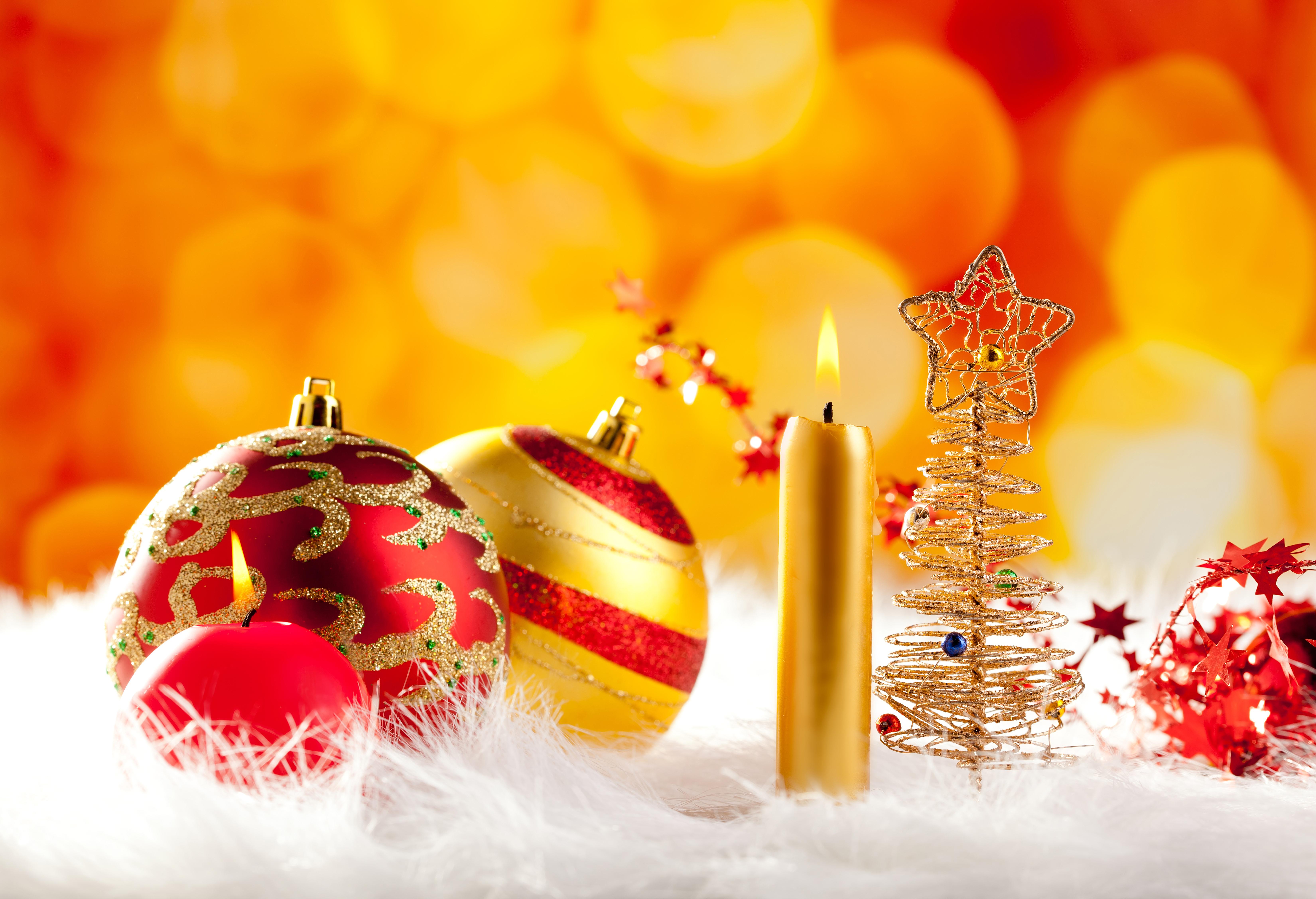 Arreglos De La Navidad Ultra Hd Wallpapers Fondos De: Christmas Gift 5k Retina Ultra HD Wallpaper And
