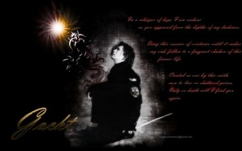 Music - Gackt Wallpapers and Backgrounds ID : 189088