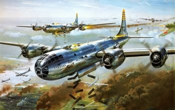 Militär - Boeing B-17 Flying Fortress Wallpapers and Backgrounds ID : 189116