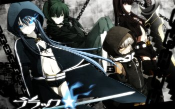Anime - Black Rock Shooter Wallpapers and Backgrounds ID : 189208
