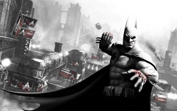 Video Game - Batman Wallpapers and Backgrounds ID : 189324